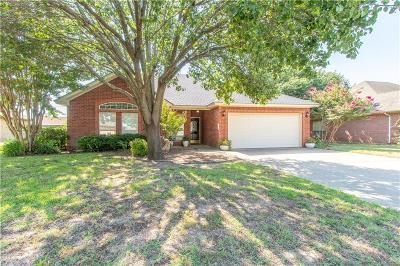 Stephenville Single Family Home For Sale: 664 Maplewood Drive