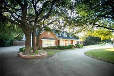 Parker County, Tarrant County, Hood County, Wise County Single Family Home For Sale: 6501 Edgewood Court