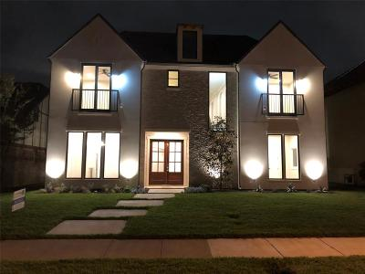 Irving Single Family Home For Sale: 1524 Old Orchard Drive