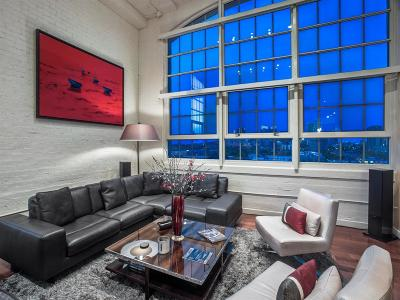 Fort Worth Condo For Sale: 2600 W 7th Street #2804