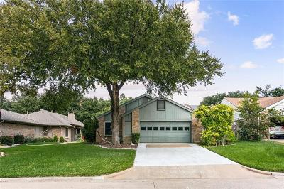 Addison Single Family Home For Sale: 14828 Le Grande Drive