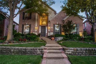 Rockwall Single Family Home For Sale: 2035 Clubview Drive