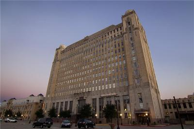Fort Worth Condo For Sale: 221 W Lancaster Avenue #8013