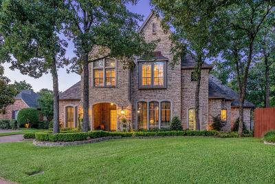 Colleyville Single Family Home For Sale: 6321 Derby Drive