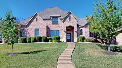 Highland Village Single Family Home For Sale: 3312 Windcrest Court