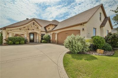 Granbury Single Family Home For Sale: 1803 Harbor Lakes Drive