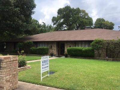 Desoto Single Family Home Active Option Contract: 226 Woodbrook Drive