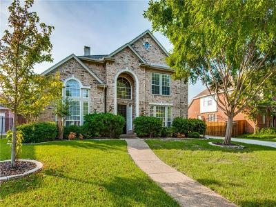 Lewisville Single Family Home For Sale: 2602 Sir Percival Lane
