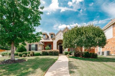 Flower Mound Single Family Home For Sale: 5217 Brownstone Drive