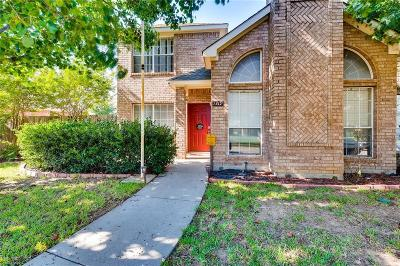 Lewisville Single Family Home For Sale: 1319 Summertime Trail
