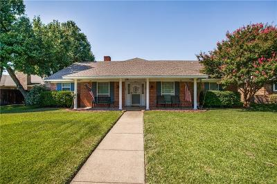 Richardson Single Family Home For Sale: 1813 Auburn Drive