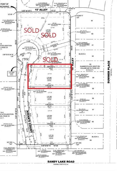 Coppell Residential Lots & Land For Sale: 116 Aidans Court