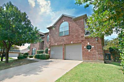 Fort Worth Single Family Home Active Option Contract: 4136 Briarcreek Drive