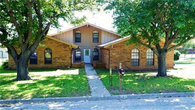 Montague County Single Family Home For Sale: 1303 Dallas Street