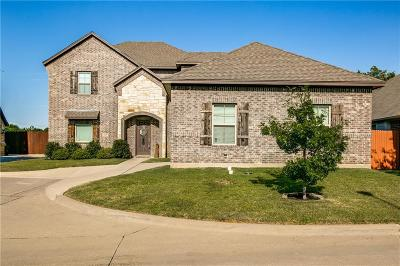 Euless Single Family Home Active Option Contract: 604 Crestridge Circle
