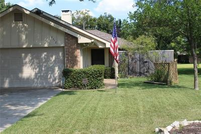 Collin County Single Family Home For Sale: 6512 Castille Court