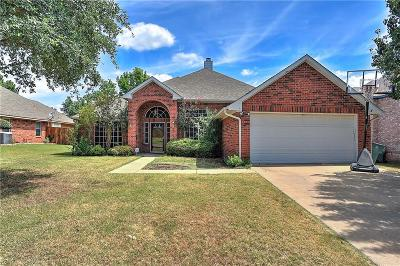 Sherman Single Family Home For Sale: 1815 Fairway Drive