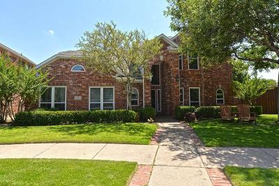 Coppell Single Family Home For Sale: 229 Bay Circle