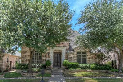 Frisco Single Family Home For Sale: 5667 Miramar Drive