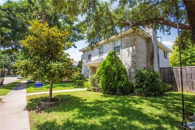 Coppell Single Family Home For Sale: 549 Lake Forest Drive