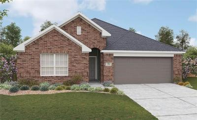 Forney Single Family Home For Sale: 5810 Melville Lane