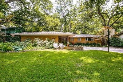 Single Family Home For Sale: 8840 Fenchurch Road