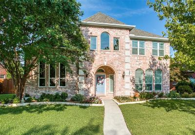 Richardson Single Family Home For Sale: 3209 Abingdon Drive
