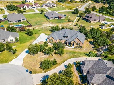 Hudson Oaks Single Family Home For Sale: 190 Ethan Drive