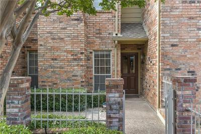 Hurst Townhouse For Sale: 1217 Woodland Park Drive