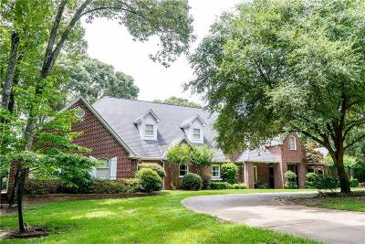 Athens Single Family Home For Sale: 4360 Lake Estate Drive
