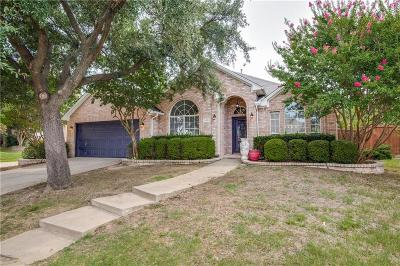 Collin County Single Family Home For Sale: 5404 Lakeland Drive