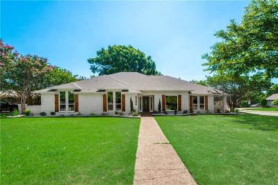 Single Family Home For Sale: 16202 Fallkirk Drive