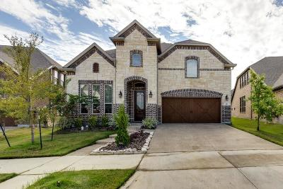 Euless Single Family Home Active Contingent: 410 Dominion Drive