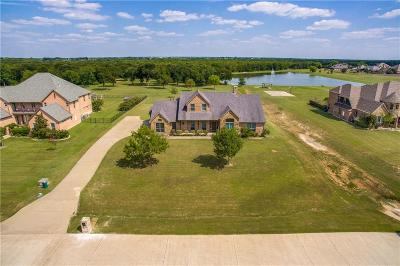 Terrell Single Family Home For Sale: 7677 Fall Creek Road