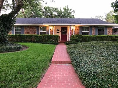 Mesquite Single Family Home For Sale: 2336 Greenhill Drive
