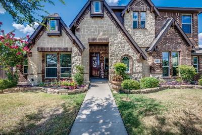 Midlothian Single Family Home Active Contingent: 6629 Morning Dew Drive