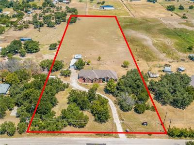 Weatherford Single Family Home For Sale: 1620 Sweet Springs Road