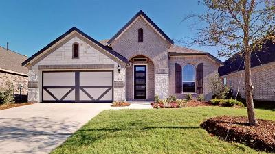 Forney Single Family Home For Sale: 1544 Sugarberry Drive