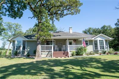 Grand Saline Single Family Home Active Option Contract: 649 Vz County Road 1112