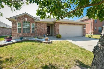 Forney Single Family Home For Sale: 515 Wolf Drive