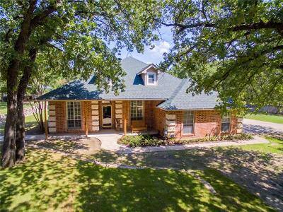 Springtown Single Family Home For Sale: 209 Oak Creek Circle