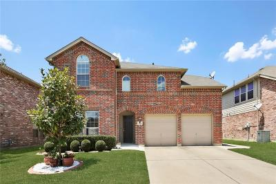 Fort Worth Single Family Home For Sale: 9121 Liberty Crossing Drive