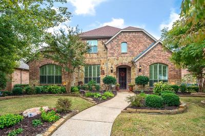 Lewisville Single Family Home For Sale: 2242 Magic Mantle Drive