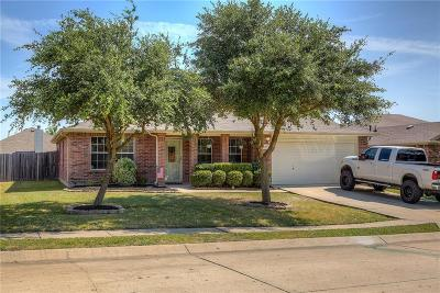 Forney Single Family Home For Sale: 2107 Aster Trail