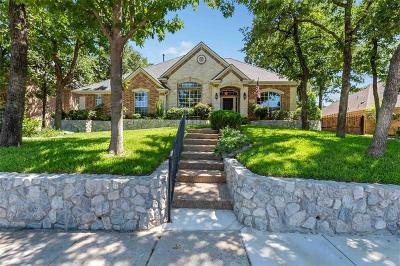 Grapevine Single Family Home Active Option Contract: 3337 Lexington Avenue