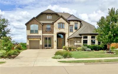 Rockwall Single Family Home For Sale: 3138 Marble Falls Lane