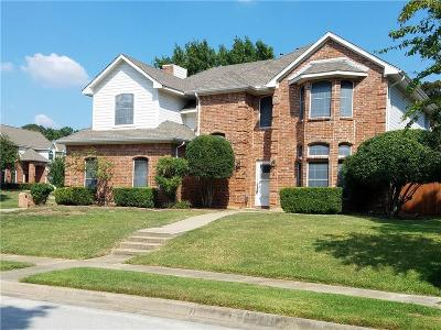 Grapevine Residential Lease For Lease: 1040 Woodbriar Drive