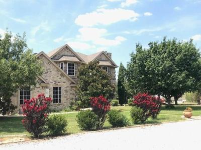 Fort Worth Single Family Home For Sale: 8637 Wagley Robertson