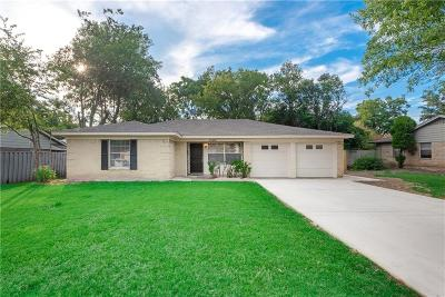 Farmers Branch Single Family Home Active Option Contract: 13541 Janwood Lane
