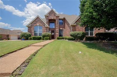 Murphy Single Family Home For Sale: 619 Chalk Hill Lane